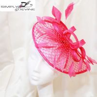 Hot pink sparkly hatinator SN1279